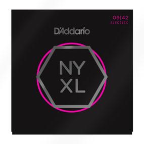 D'addario Daddario NYXL0942 09-42 Nickel Wound Super Light