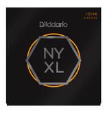 D'addario Daddario NYXL1046 10-46 Nickel Wound Regular Light