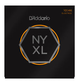 D'addario D'addario NYXL1046 Nickel Wound, Regular Light, 10-46