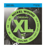 D'addario Daddario EXL165 45-105 E-Bass Saitensatz