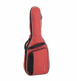 GEWA Gewa Gitarren Gig-Bag Konzert 1/2 rot