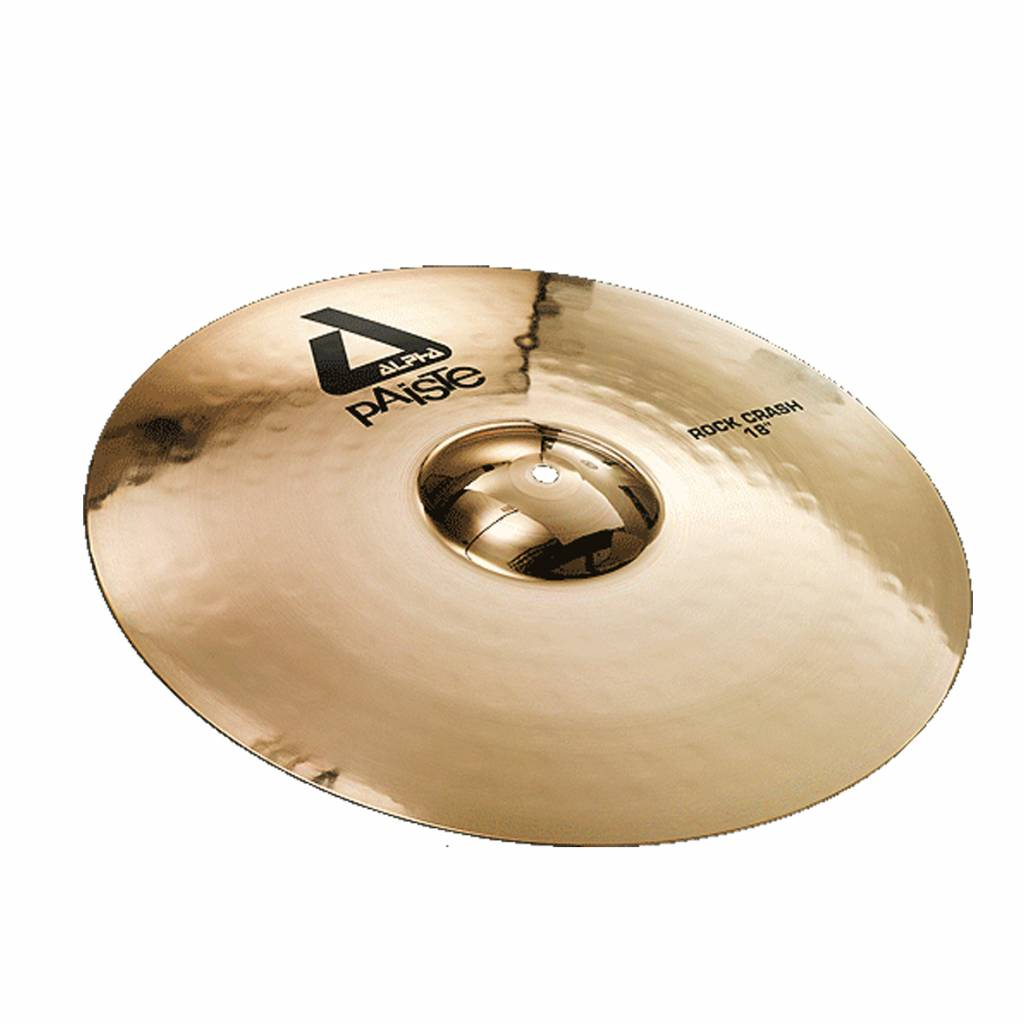 Paiste Paiste Alpha Rock Crash 16""
