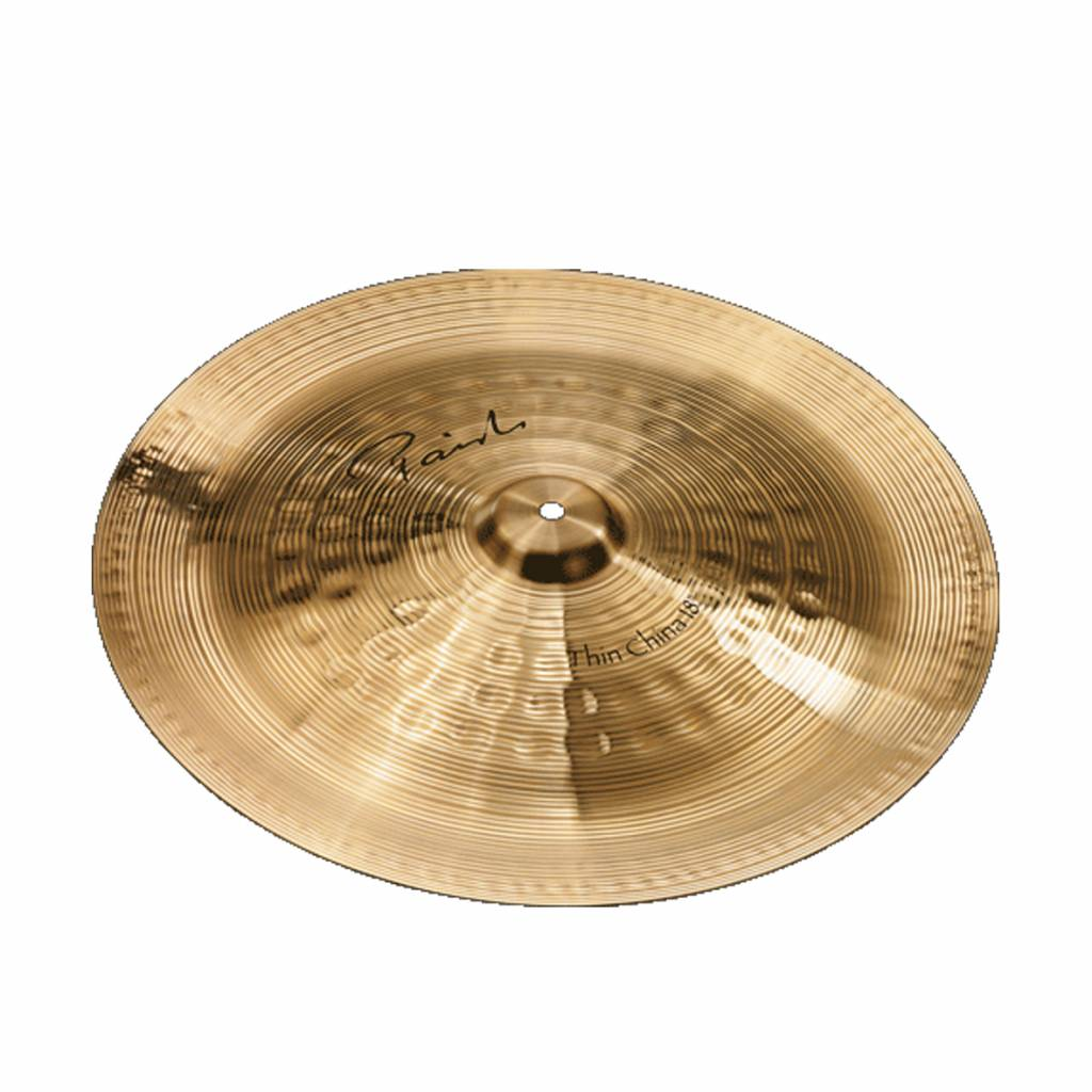 "Paiste Paiste Signature 16"" thin China"