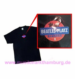 Star-Club Beatles-Platz Hamburg Shirt (L)