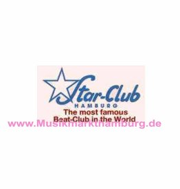 Star-Club Star Club Aufkleber Original
