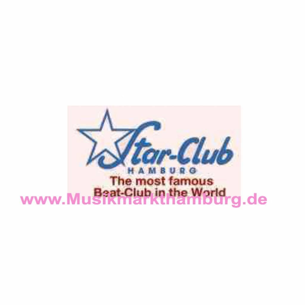 Star-Club Star Club Aufkleber Original