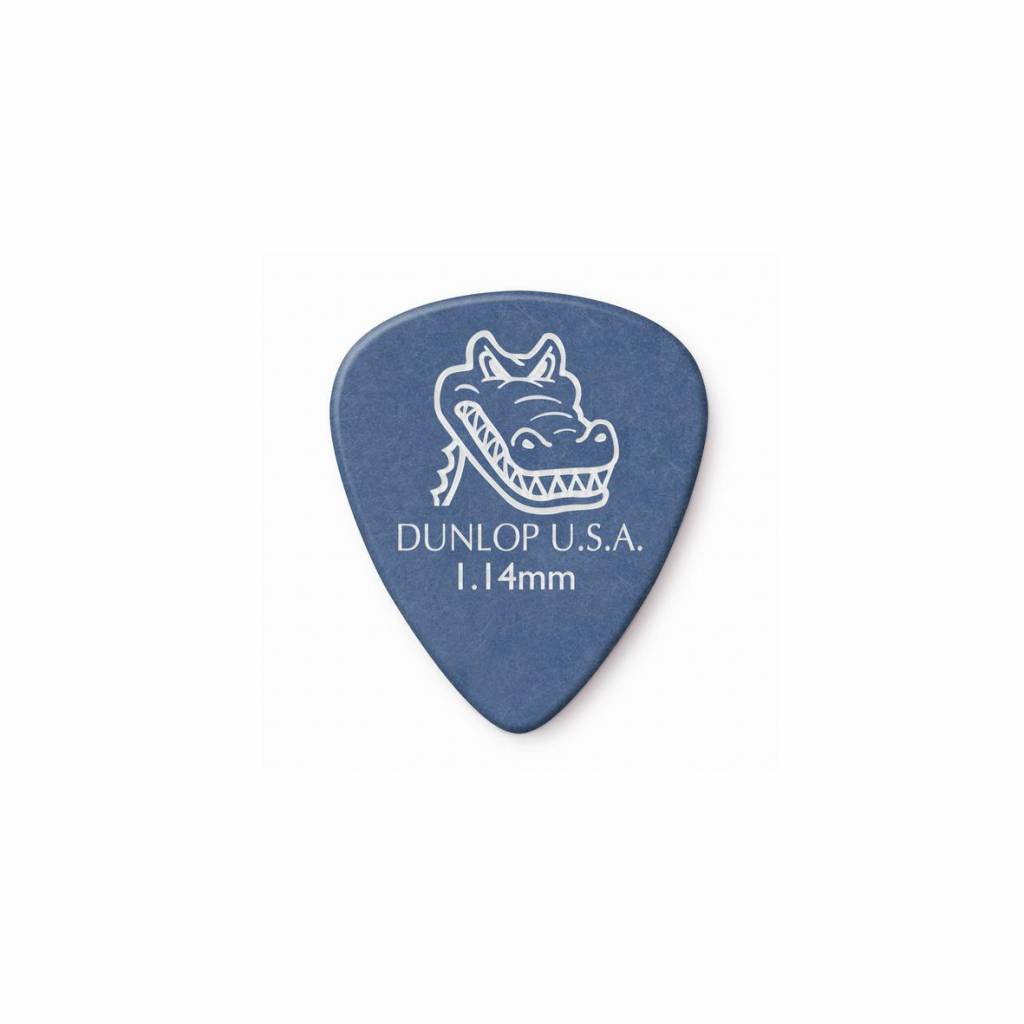 Dunlop Gator Grip Picks blue 1.14 mm