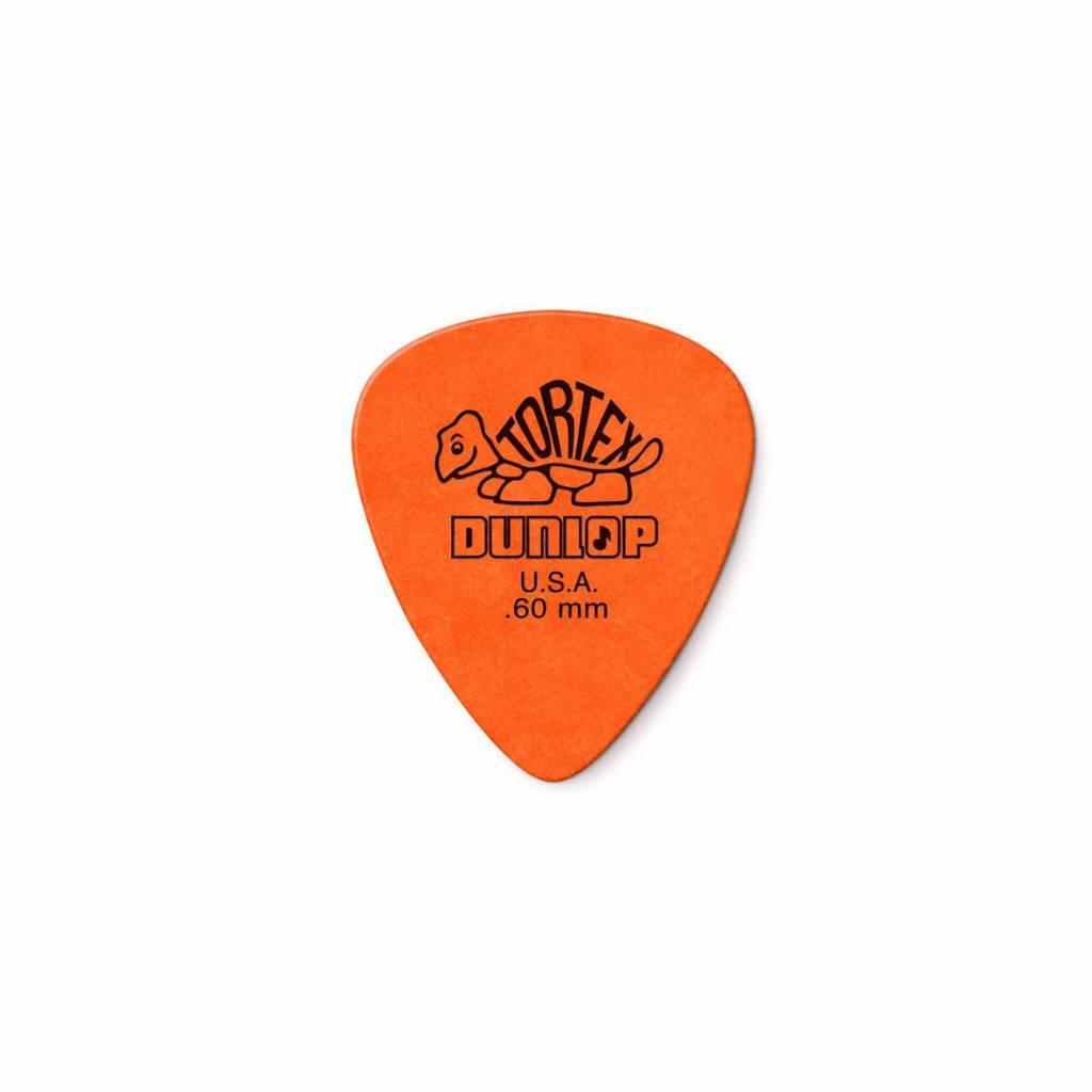 Dunlop Tortex Standard Picks orange 0.60 mm
