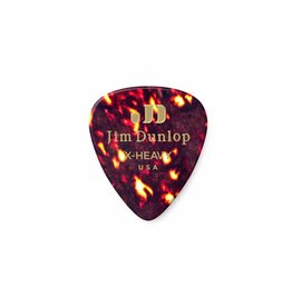 Dunlop Genuine Celluloid Classic Picks shell extra heavy
