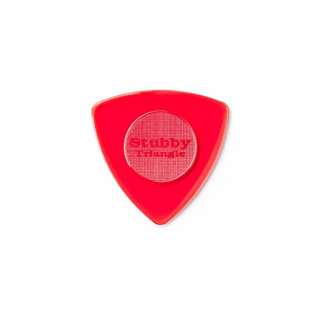Dunlop Tri Stubby Picks red 1.50 mm