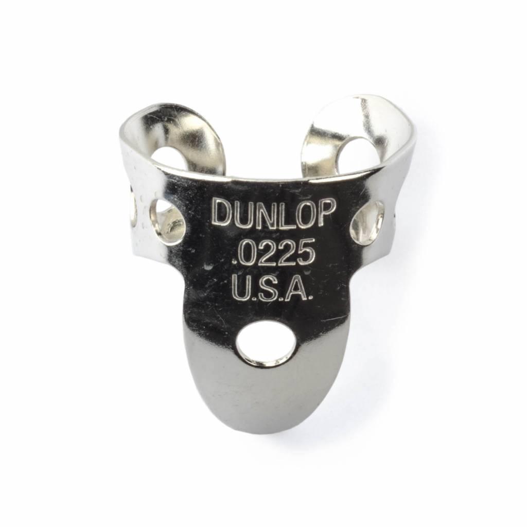 Dunlop Nickel Silver Finger & Thumbpicks 225