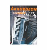 Voggenreiter Voggenreiter Akkordeon Express Kurs inkl. CD