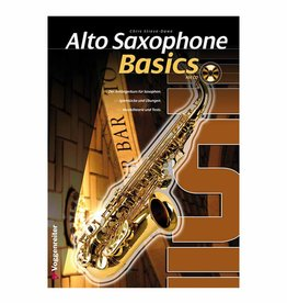 Voggenreiter Voggenreiter Alto Saxophone Basics