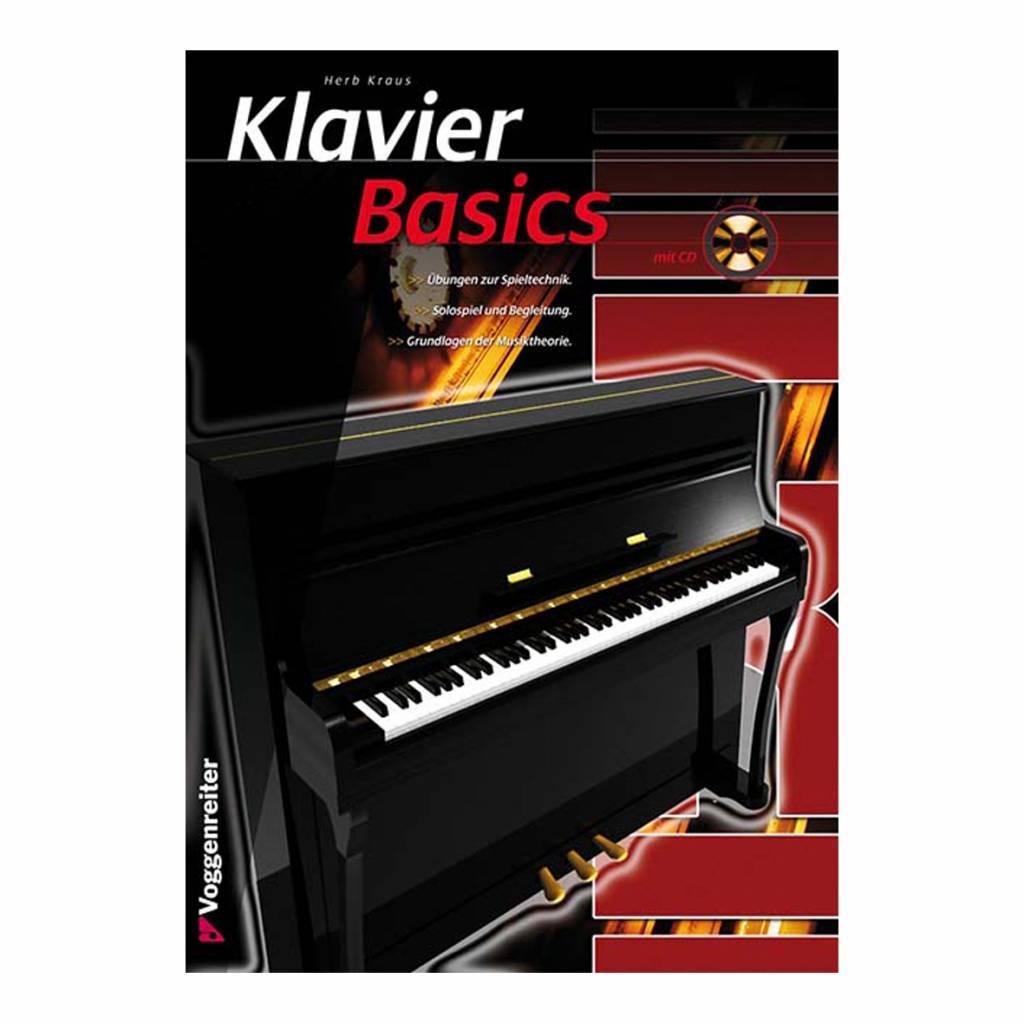 Voggenreiter Voggenreiter Klavier Basics von Herb Kraus