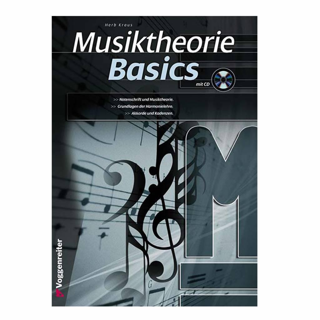Voggenreiter Voggenreiter Musiktheorie Basics von Herb Kraus