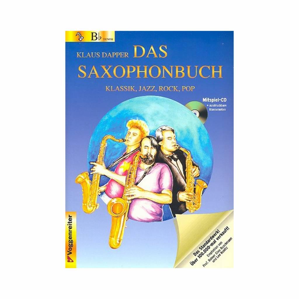 Voggenreiter Voggenreiter Das Saxophonbuch 1 (Bb)