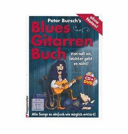 Voggenreiter Voggenreiter Peter Burschs Blues-Gitarrenbuch  (+CD +DVD)