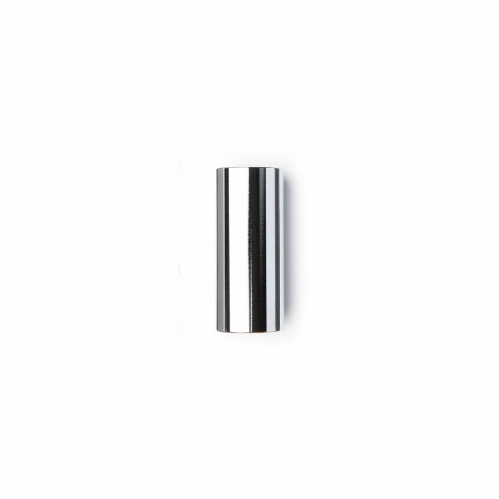Dunlop Dunlop 220 Chrome Steel Slide - Medium