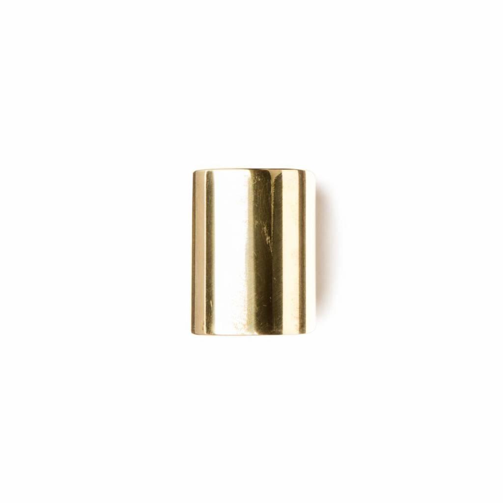 Dunlop Dunlop 223 Brass Slide - Knuckle
