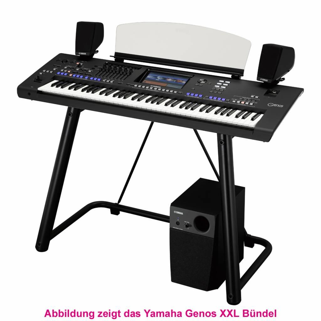 Yamaha Yamaha Genos Entertainer Keyboard Workstation