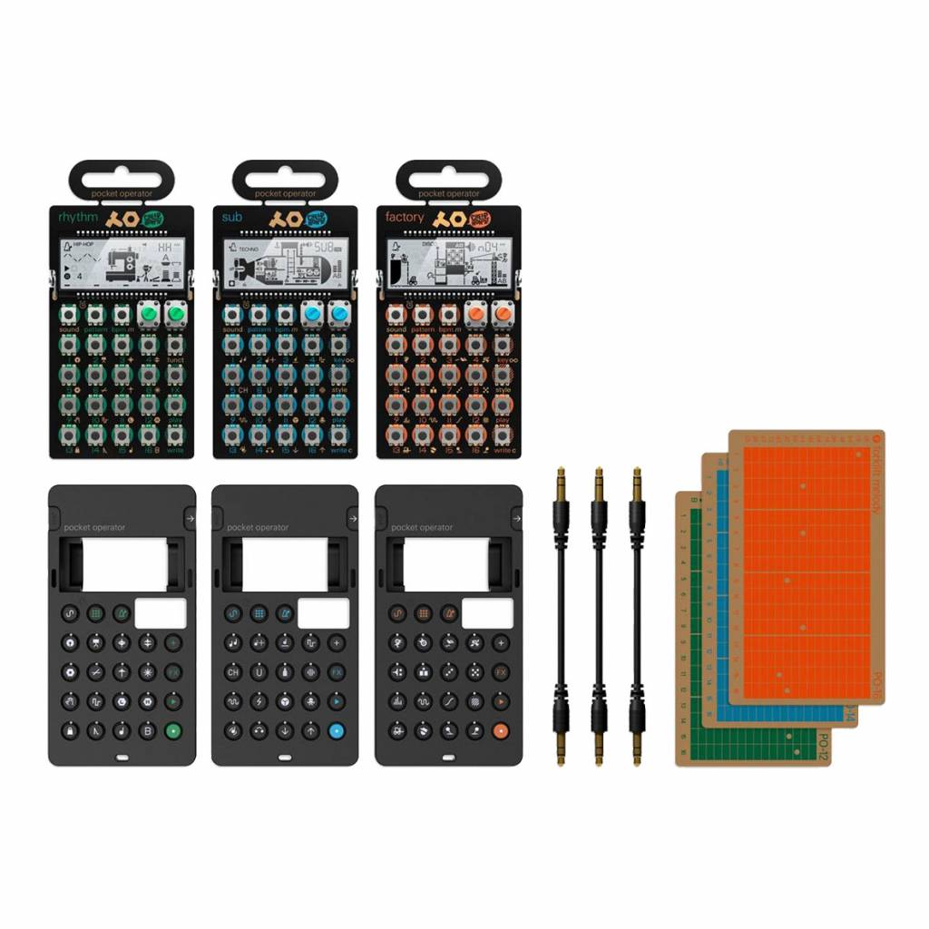 Teenage Engineering Teenage Engineering PO-10 Super Set