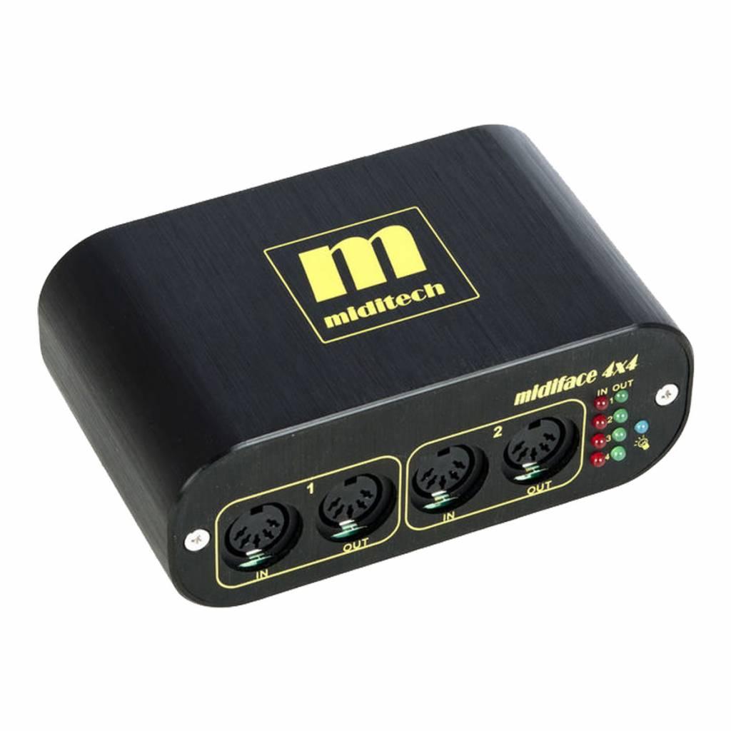 Miditech Miditech MIDIFACE 4x4