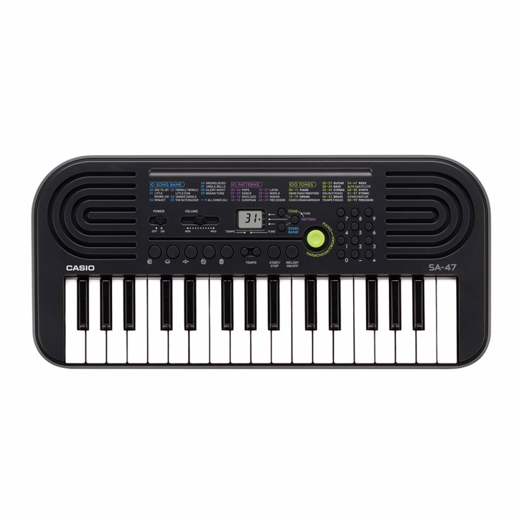 CASIO CASIO SA-47 Mini-Keyboard