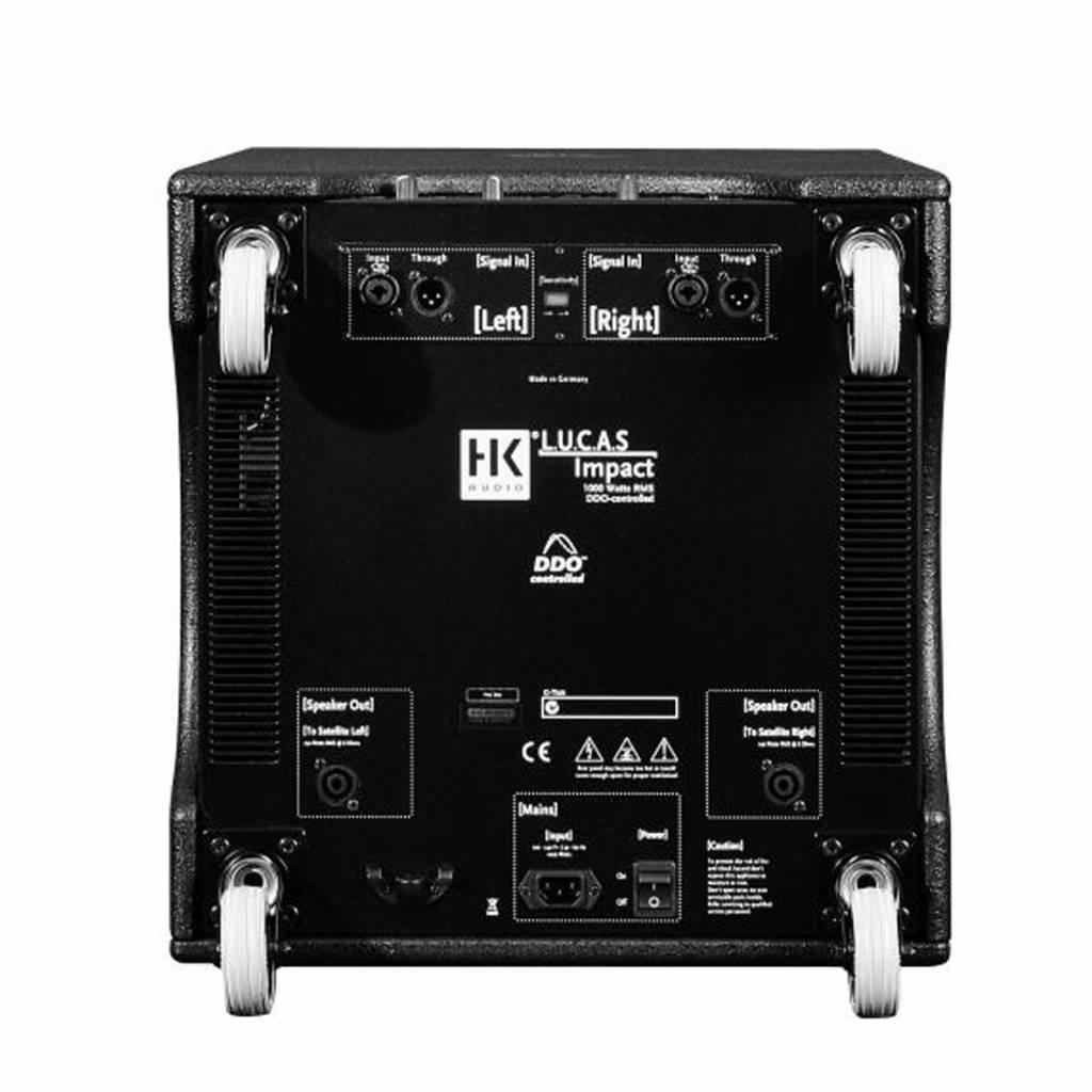 HK Audio HK Lucas Impact - Vermietung