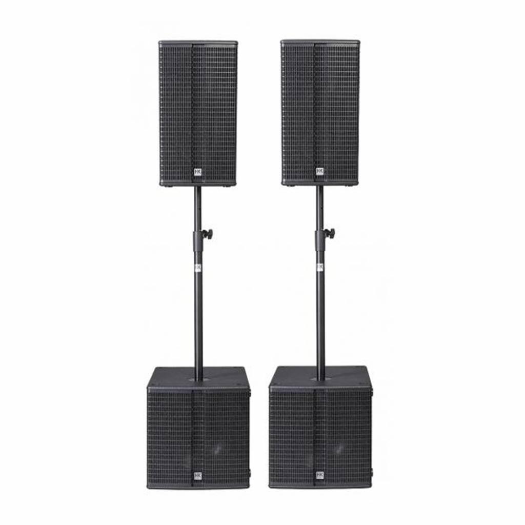 HK Audio HK Linear 3 Club Set - Vermietung