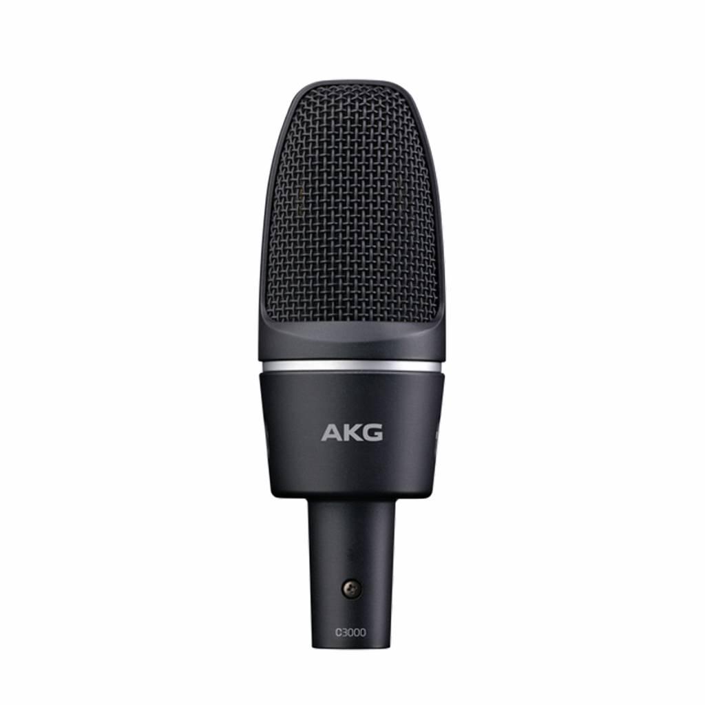 AKG AKG C 3000 Studiomikrofon - Vermietung