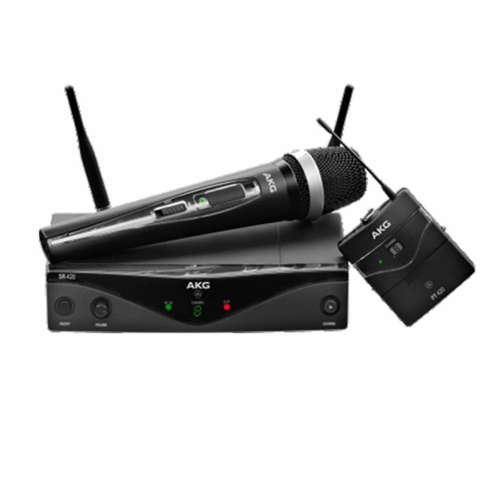 AKG AKG WMS 420 Funkmikrofon - Vermietung
