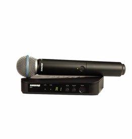 SHURE Shure BLX mit SM58 Beta Funkmikrofon - Vermietung