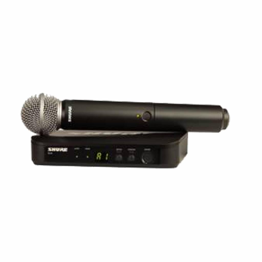 SHURE Shure BLX mit SM58 Funkmikrofon - Vermietung