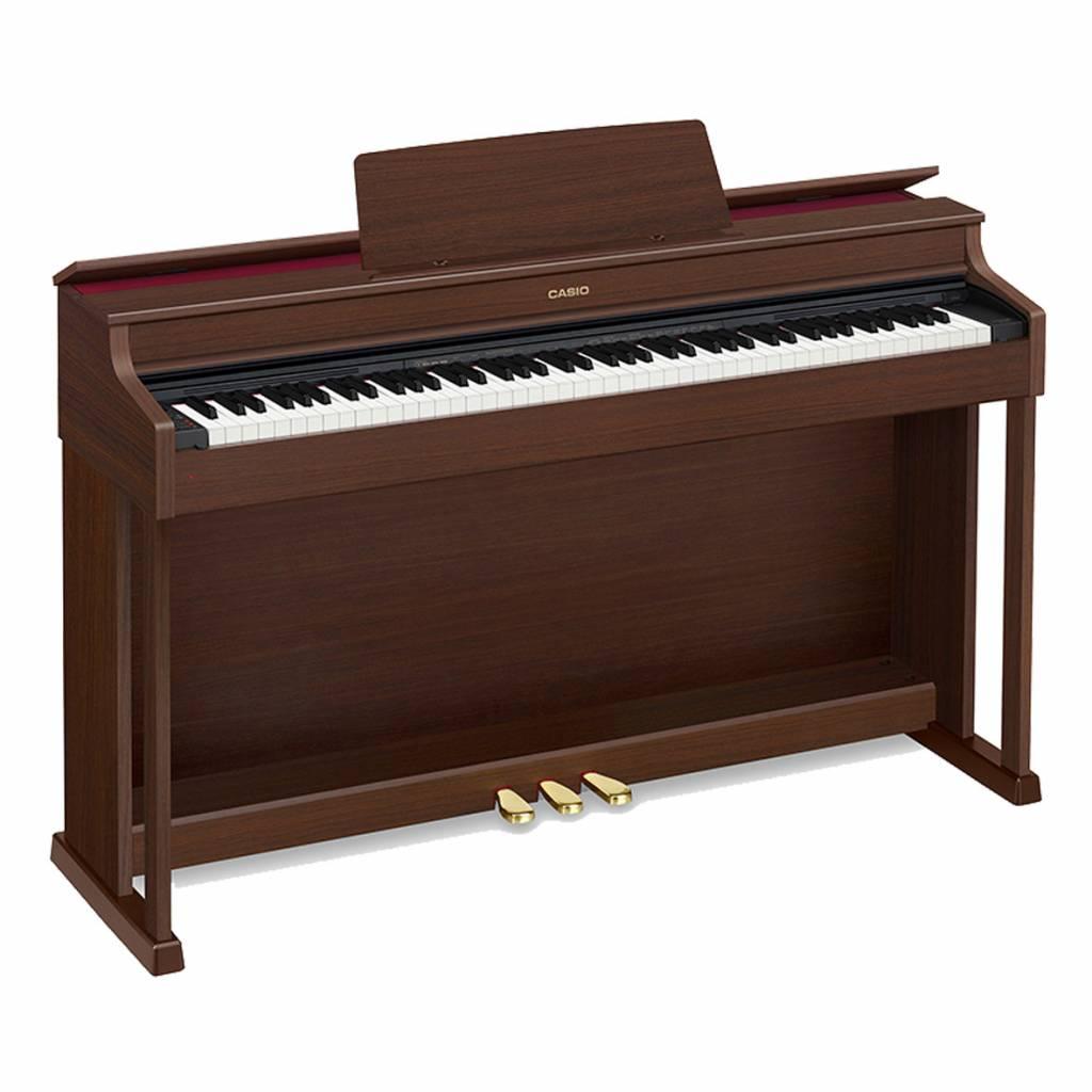 CASIO Casio AP-470 BN braun Celviano E-Piano