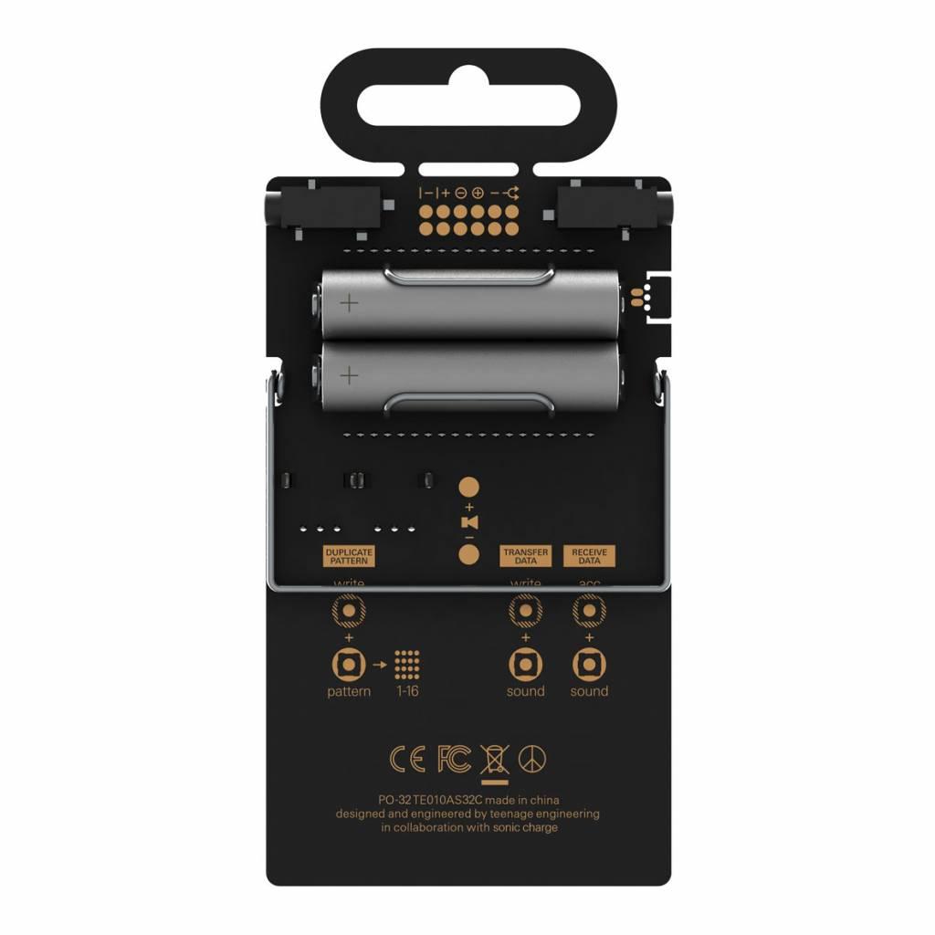 Teenage Engineering Teenage Engineering PO-33 K.O! Micro Sampler