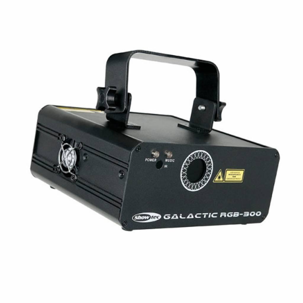 Showtec Showtec Galactic RGB-300 - Vermietung