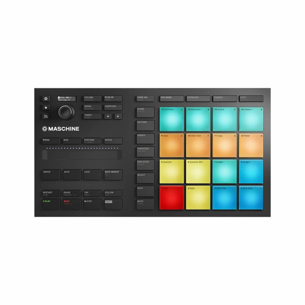 NATIVE INSTRUMENTS Native Instru­ments Maschine Mikro MK3