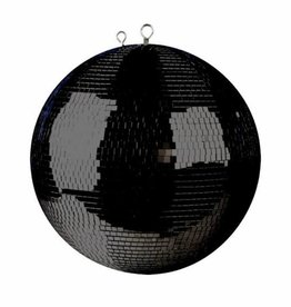Eurolite Black Mirrorball 40cm Eurolite Black Mirrorball 40cm