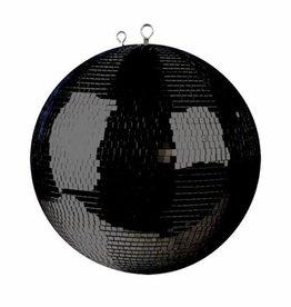 Eurolite Diskokugel - Eurolite Black Mirrorball 40cm