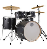 "Mapex Mapex Storm Set  Ebony Blue Grain 22"" Kick incl Zildjian Becken Set"