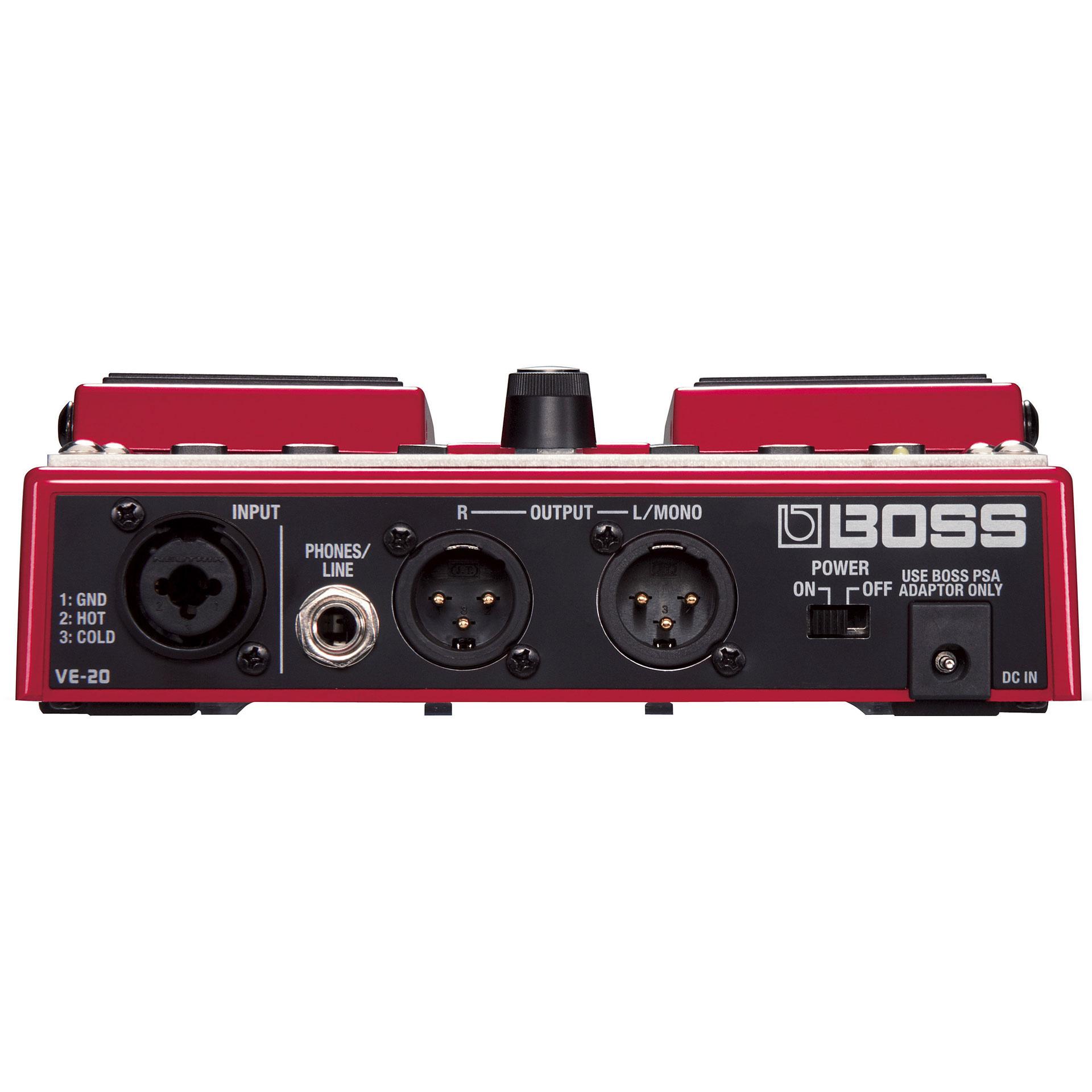 Boss Boss VE-20 Vocal Performer