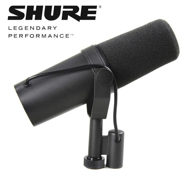 SHURE Shure Sm 7 B dynamisches Studiomikrofon