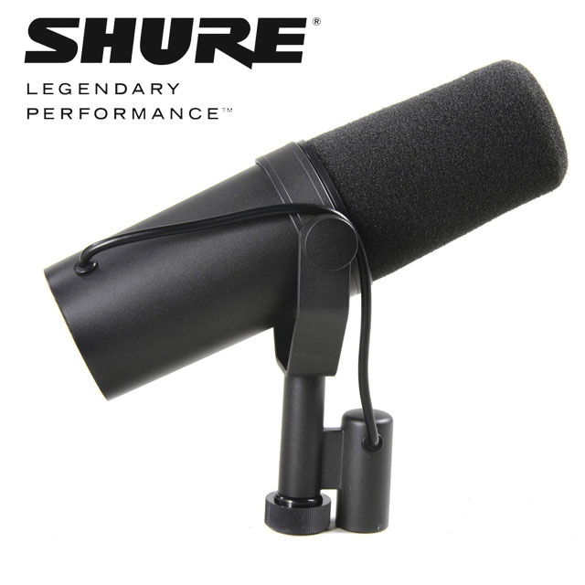 SHURE Shure SM 7B dynamisches Studiomikrofon