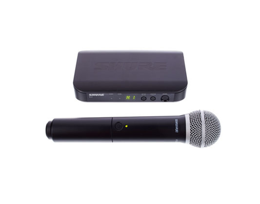 SHURE Shure BLX24/PG58 S8 UHF Wireless System
