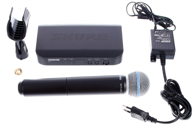 Shure Shure BLX24/Beta58 S8 UHF Wireless-System