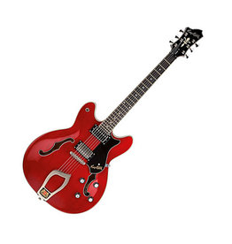 Hagstrom Hagstrom Viking Cherry Red