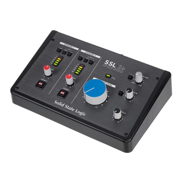 SSL SSL 2+ Audiointerface