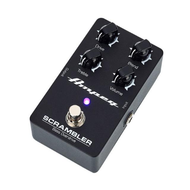 Ampeg Ampeg Scrambler Bass Overdrive Effektpedal