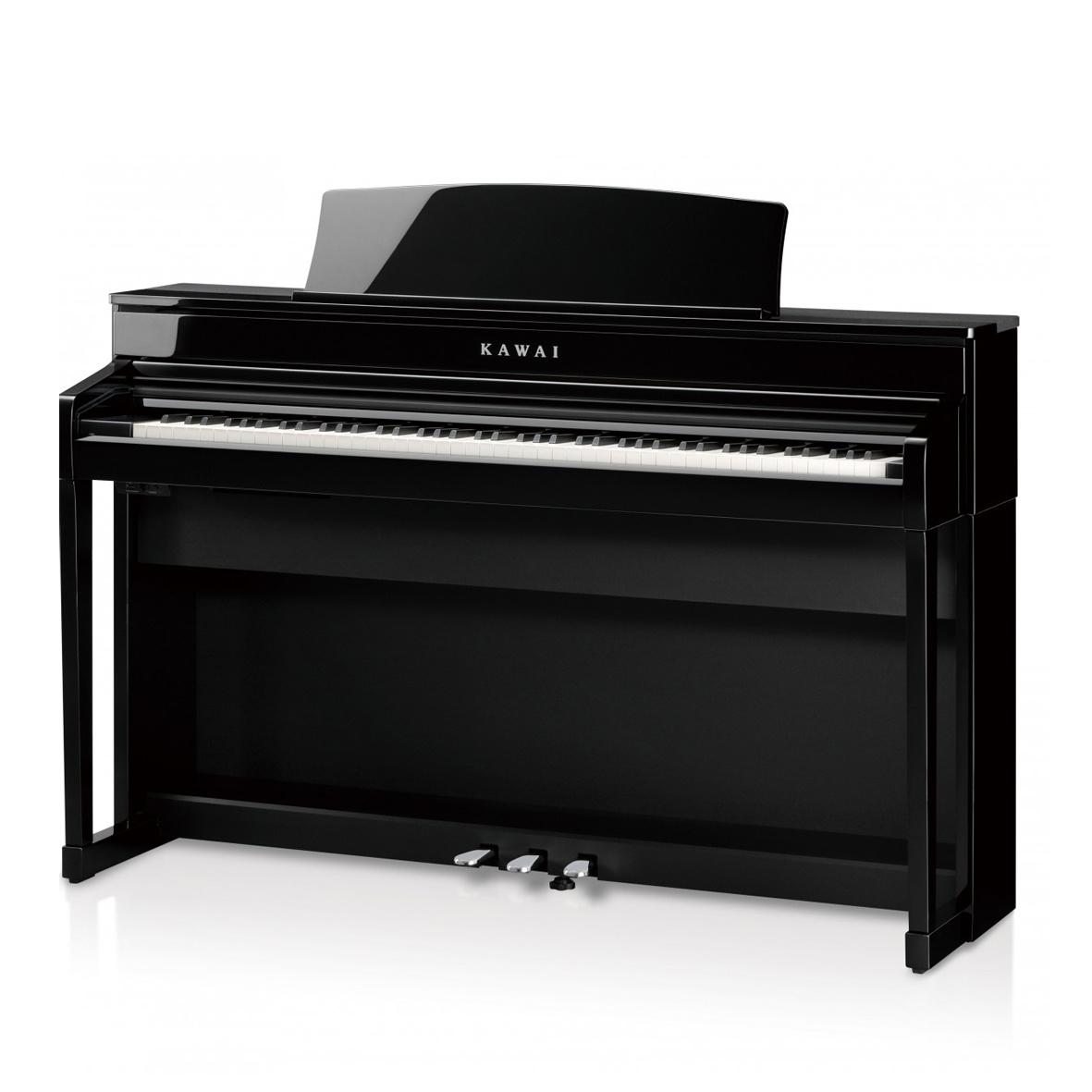 Kawai - Digital und E Piano Kawai CA 79 BK