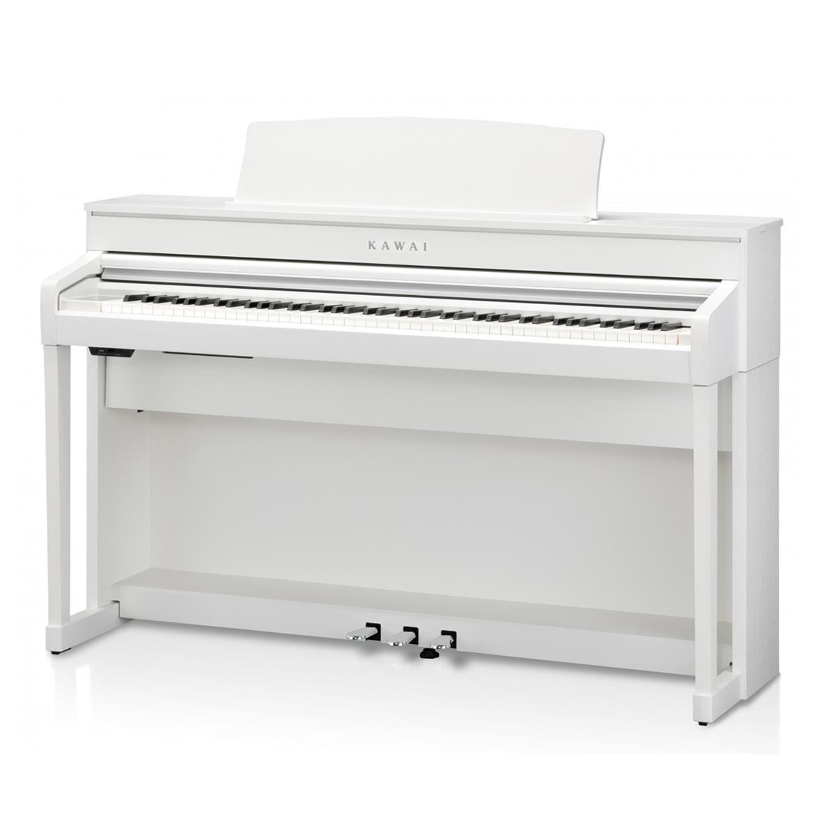Kawai - Digital und E Piano Kawai CA 79 WH